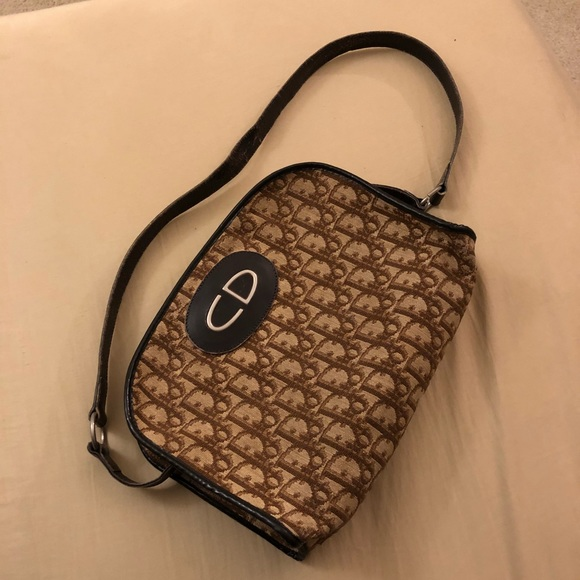 742821e77c Dior Bags | Make Offer Vintage Christian Shoulder Bag | Poshmark